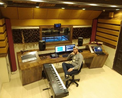 استودیو موسیقی مشهد